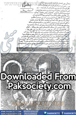 Bharam novel by Umer Abdullah pdf