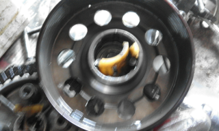 Gambar bearing one-way Lc 135