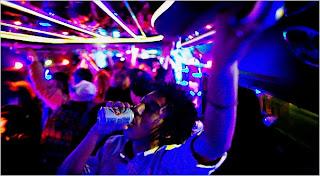 autobus para despedidas de solteros madrid