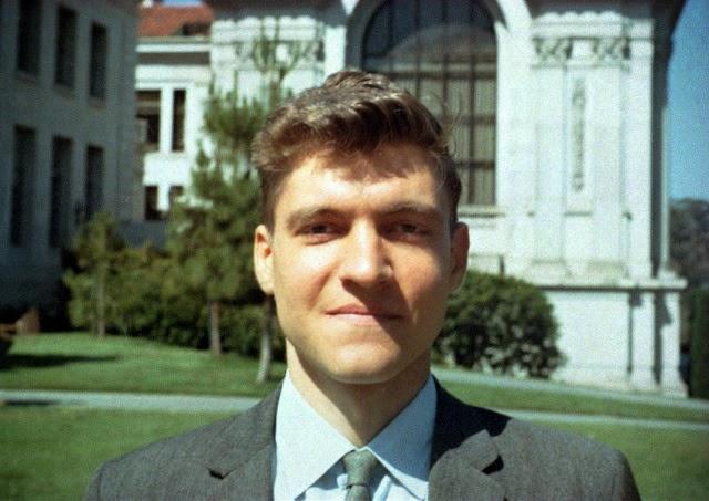 Overweening Generalist: March 2015 Theodore Kaczynski