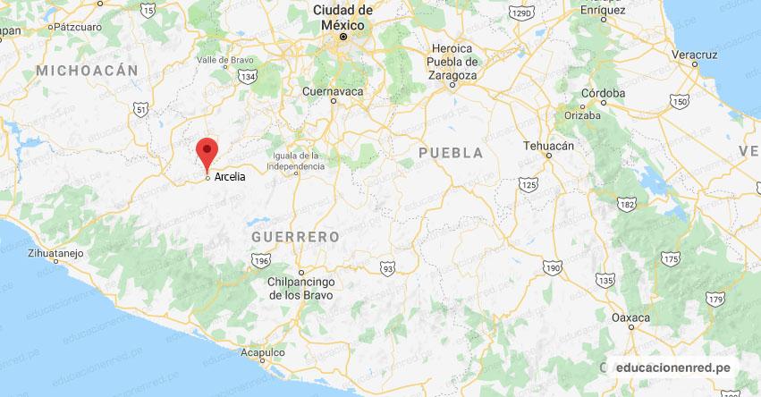 Temblor en México de Magnitud 4.0 (Hoy Domingo 26 Enero 2020) Sismo - Epicentro - Arcelia - Guerrero - GRO. - SSN - www.ssn.unam.mx