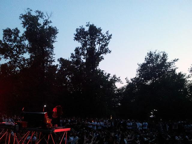 Suzanne Ciani live @ Terraforma Festival 2017 / photo S. Mazars