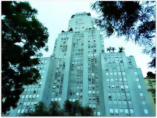 Medianeras - Edifício Kavanagh, Buenos Aires