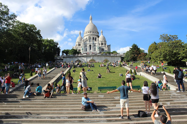 Most of Paris… in a day
