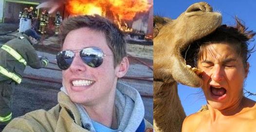 As 15 Selfies mais bizarras e sem noção que você vai conhecer