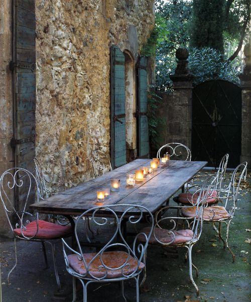 Estilo Country Provençal!