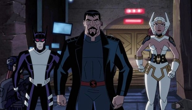 New JUSTICE LEAGUE: GODS AND MONSTERS CHRONICLES Trailer