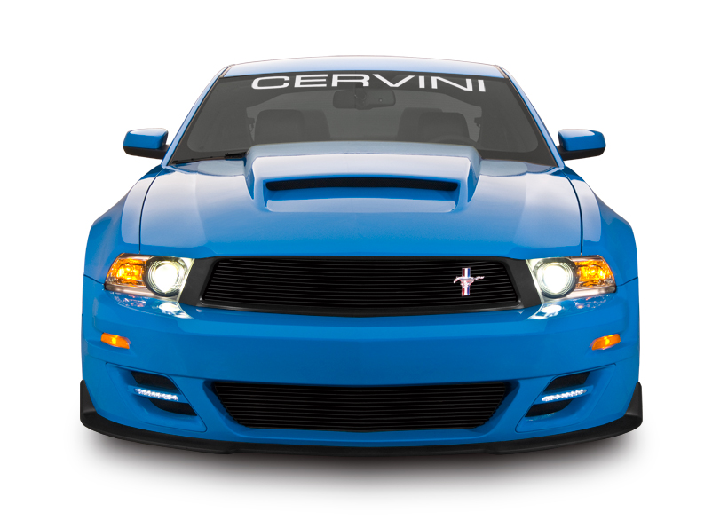 Cervinis Debuts New Stalker Package For The 2010 2012 Ford