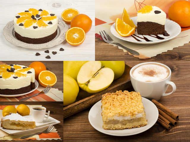 تحميل 5 صور بدقة عالية للكيك مع الليمون والبرتقال