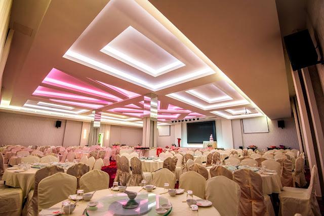Grand Ballroom hall 2 Lucky Palace Melaka
