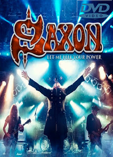 {Download, DVD, Saxon, Let Me Feel Your Power}