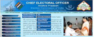 Step2: how to apply new voter id card online in AP ?