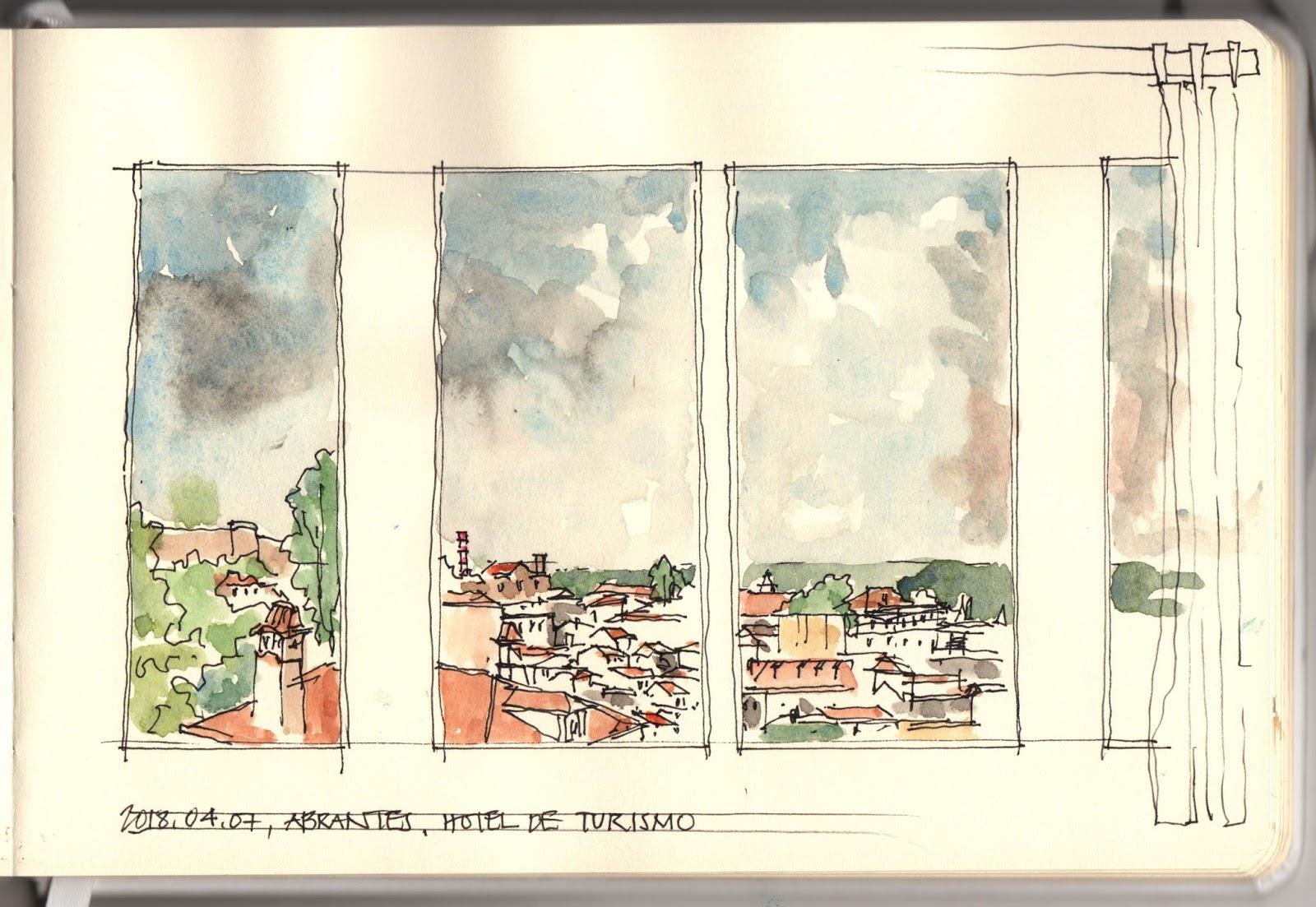 Abrantes | Urban Sketchers
