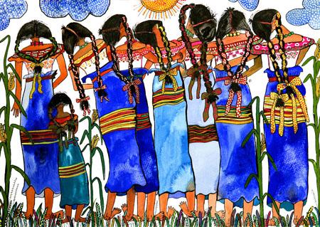 915bfaa25 Celebrating Life the Mayan Way | KIKIMUNDO - KIKI´S WORLD