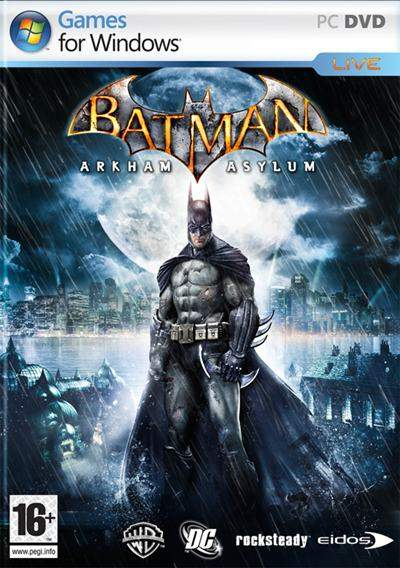 Batman Arkham Asylum PC Repack
