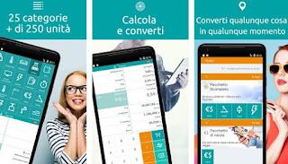 App Convertitore di unità oWorld