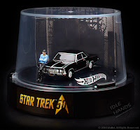 San Diego Comic-Con 2016 Mattel Exclusive HOT WHEELS STAR TREK Spock BUICK RIVIERA VEHICLE