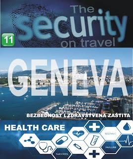 Ženeva, Švajcarska – Bezbednost i zdravstvena zaštita