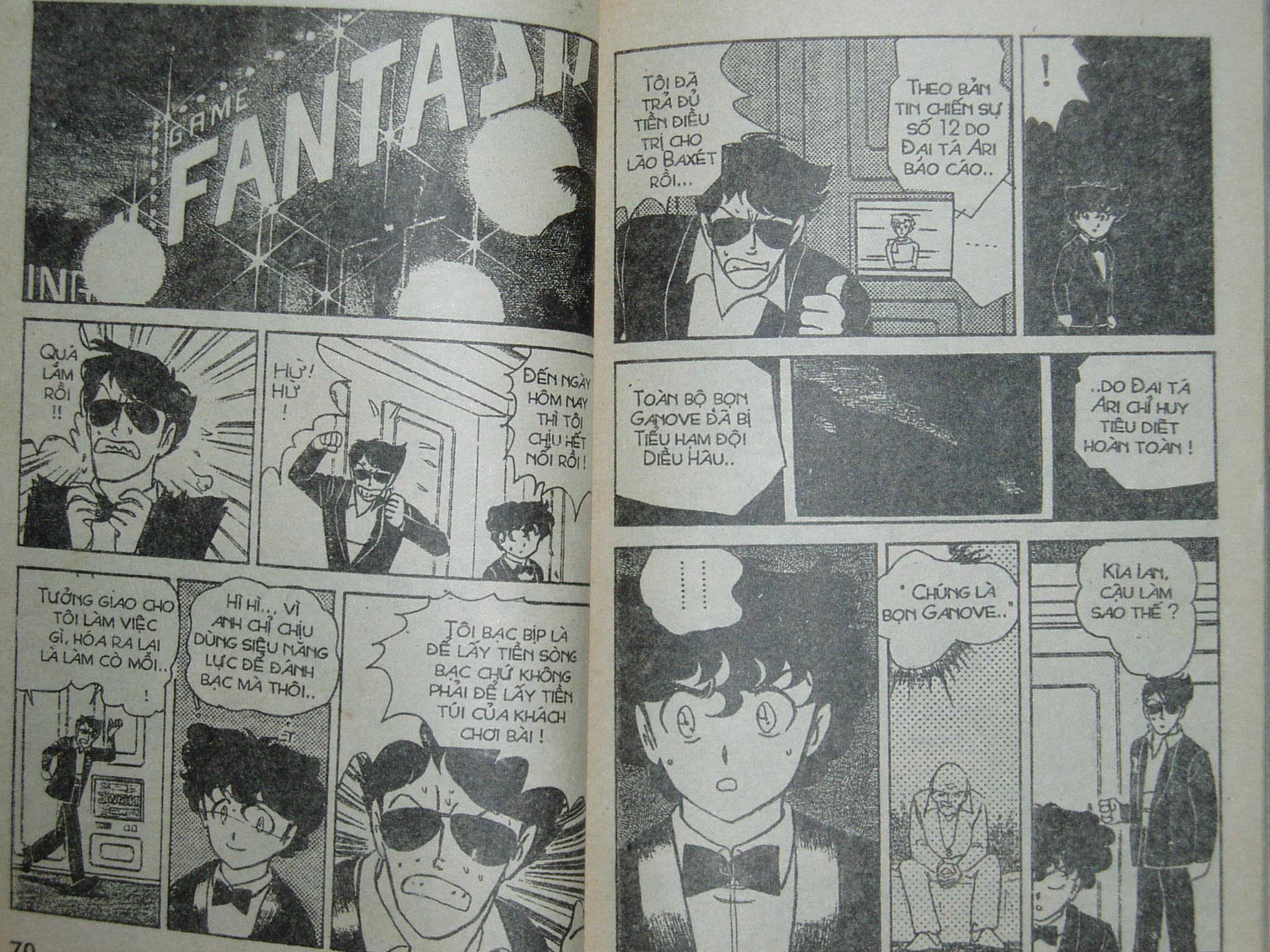 Siêu nhân Locke vol 14 trang 35