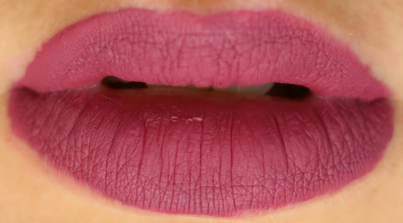 MAKE UP FOR EVER Artist Liquid Matte Lipstick 205 mauvy pink