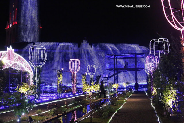 winter light festival japan 2017