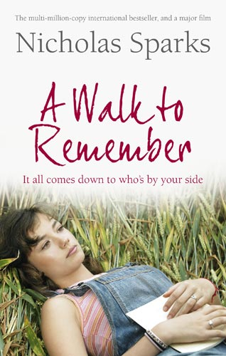 a walk to remember book quotes - photo #34
