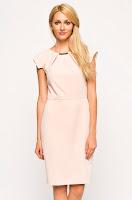 Rochie Albi • Click Fashion