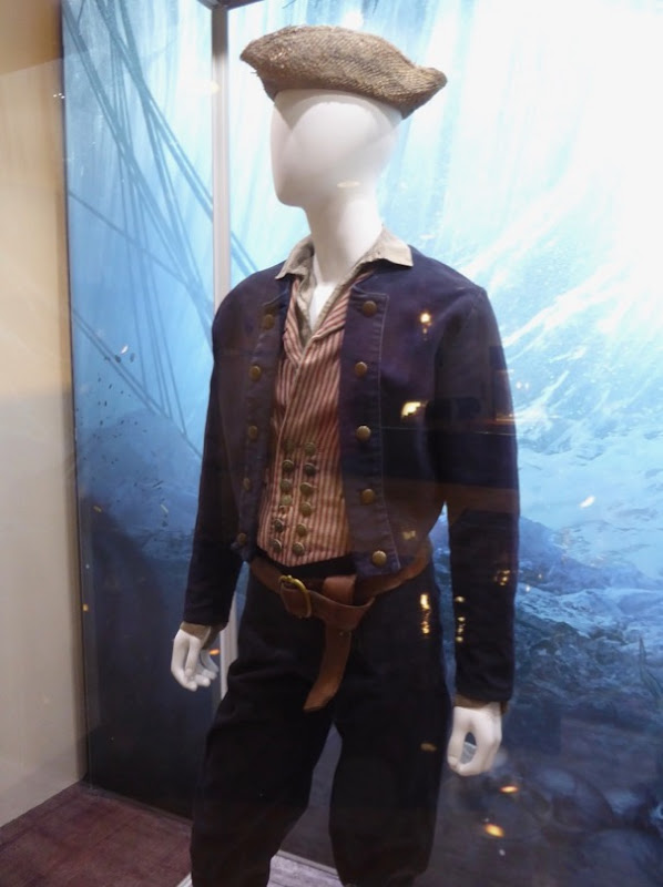 Pirates Caribbean Dead Men Tell No Tales Henry Turner film costume