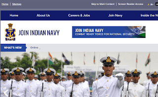 Indian Navy Sailor Recruitment 2018 Last date alert