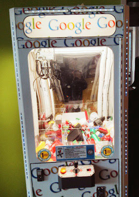 Google's Claw Game