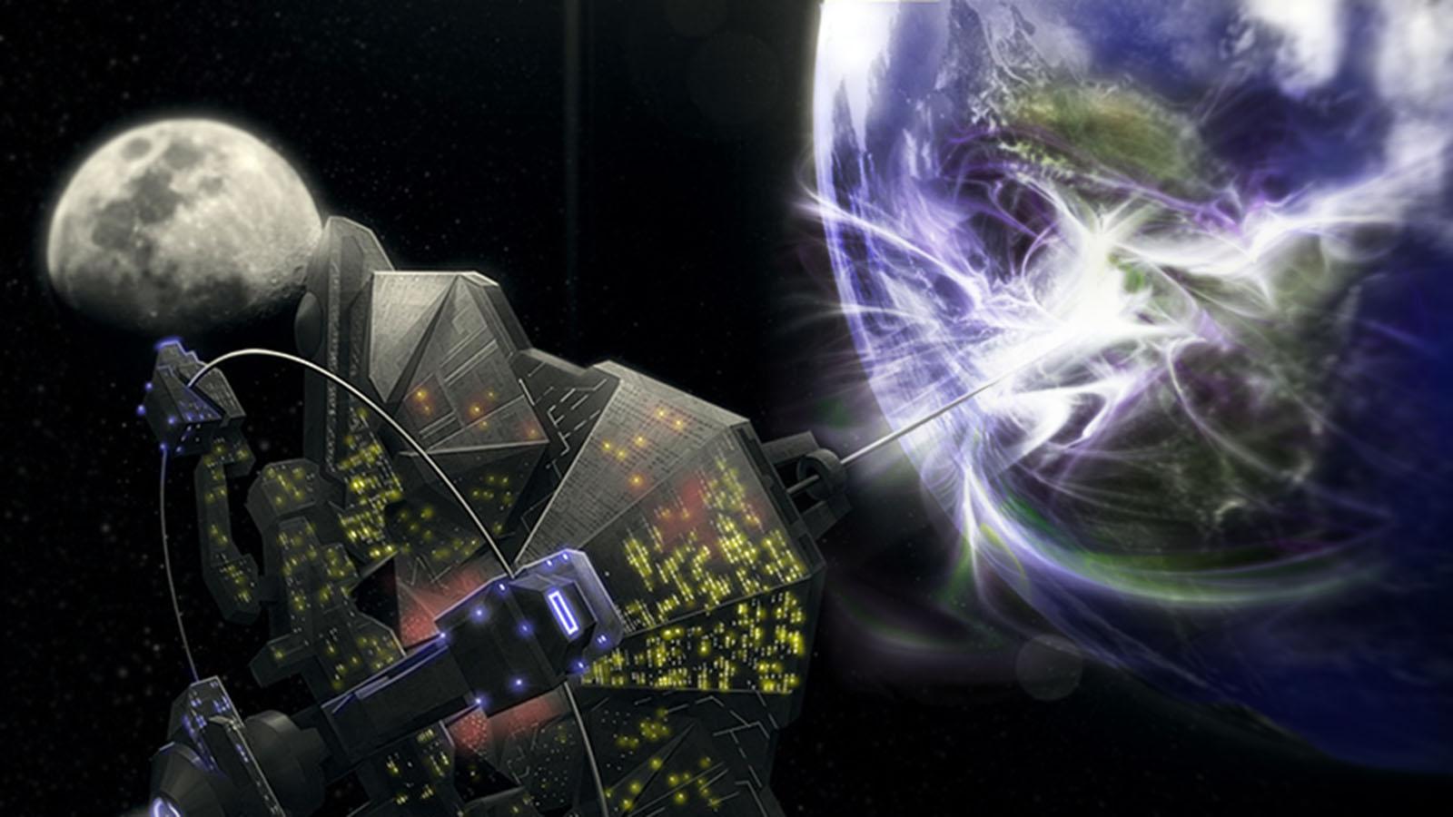 Energía espacial