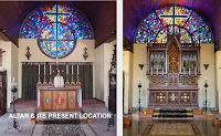 Before and After: The Chapel of the Canons Regular of the New Jerusalem