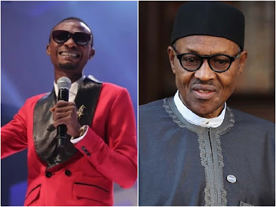 'Leave now when the ovation is loud' – I Go Dye tells Buhari