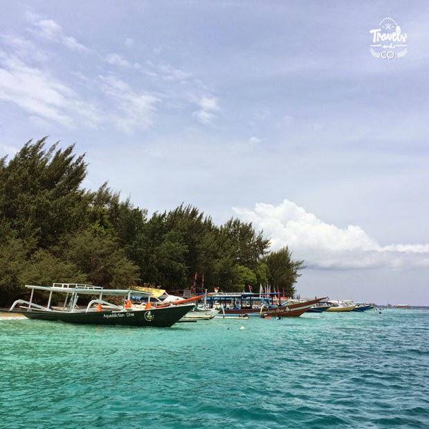 Cómo ir en ferry desde Bali a las islas Gili