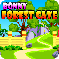 AvmGames Bonny Forest Cave Escape Walkthrough