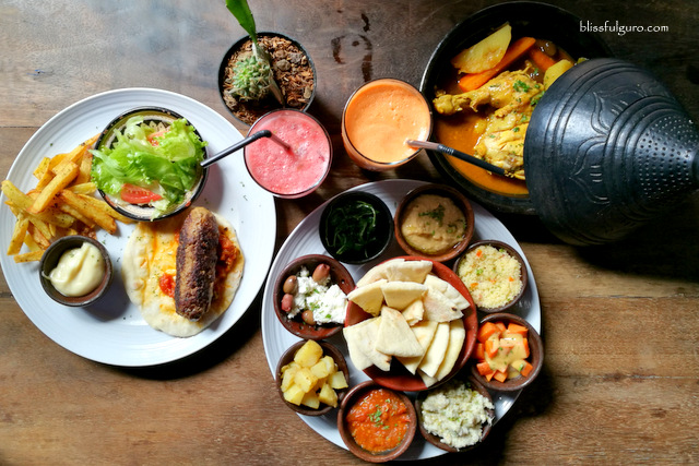 El Bazar Restaurant Lombok