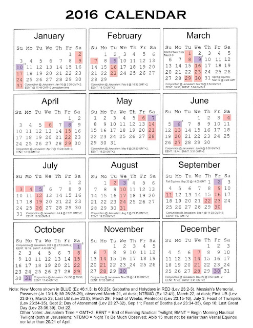 2016 Calendar with Federal & Bank Holidays  2016 Calendar w...