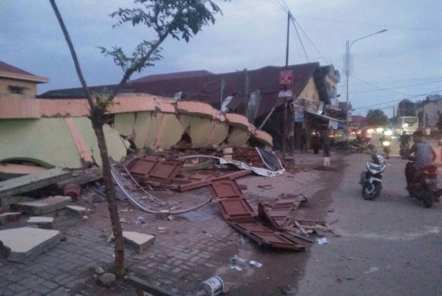 Plt Gubernur Aceh Perintahkan SKPA Turun Ke Pidie Jaya