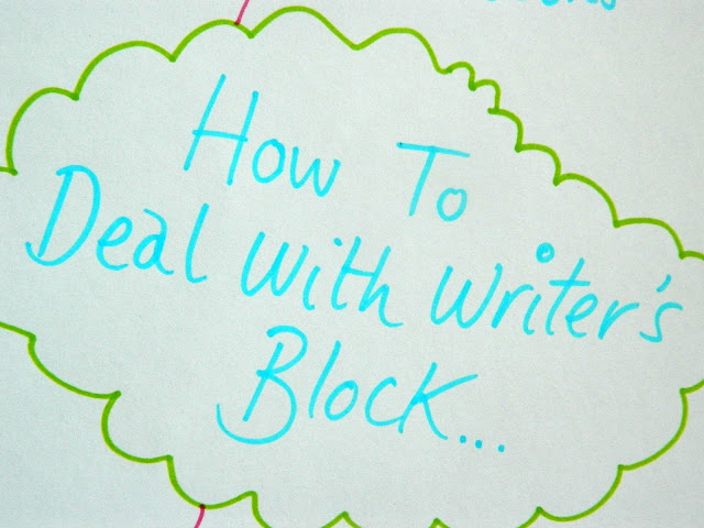 How To Deal With Writers Block