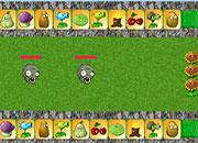 Plantas vs Zombies especial ataque
