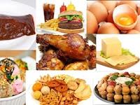 Daftar Makanan Berkolesterol Tinggi Yang Wajib Anda Hindari