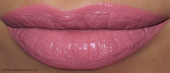 Too Faced Melted Peony Liquified Long Wear Lipstick Swatch