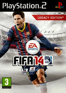 Download - FIFA 14 (PS2) 2014 Torrent e Mega