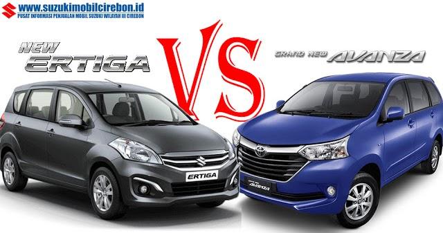 Grand New Avanza Vs Ertiga Mobilio Suzuki Mobil Losari Toyota