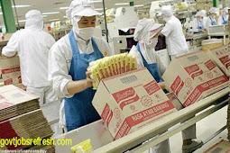 Loker Operator Terbaru PT Indofood CBP Sukses Makmur 2018