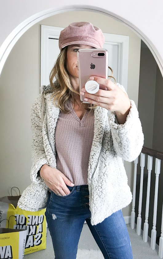 My Nordstrom Anniversary Sale Purchases + Link Up