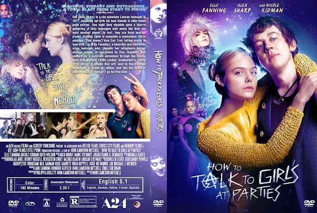 How to Talk to Girls at Parties DVD Cover
