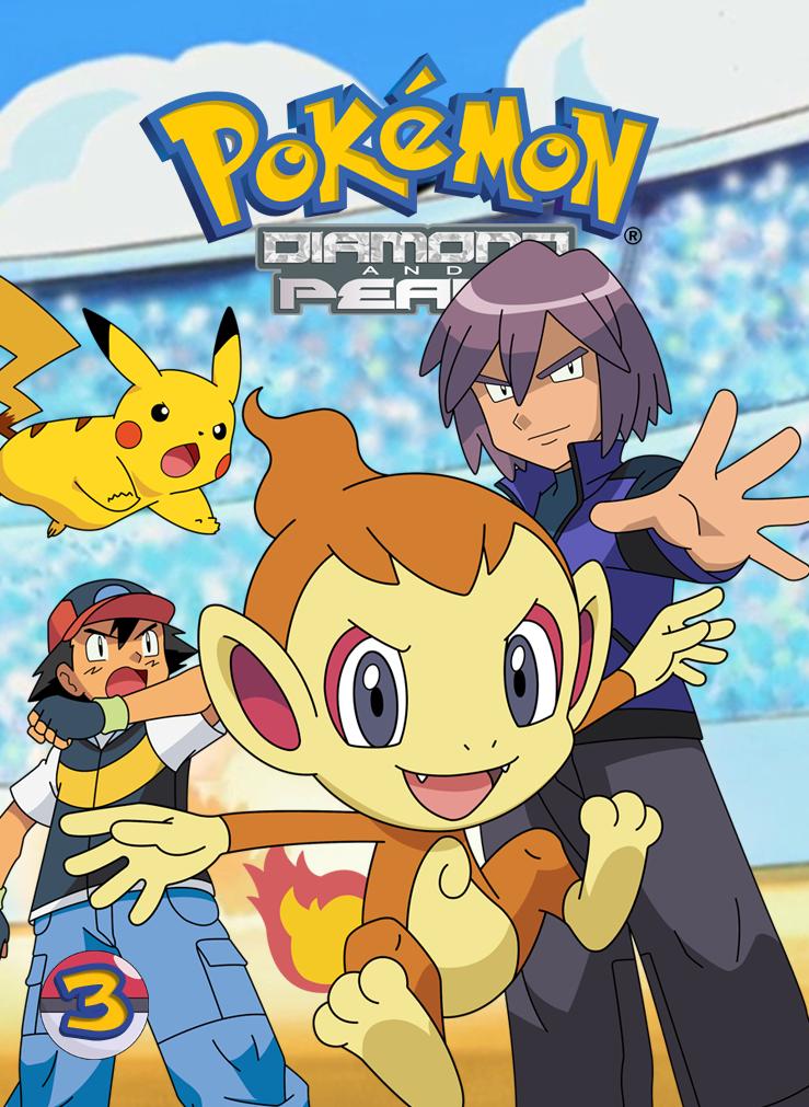 Pokemon: Diamante Y Perla