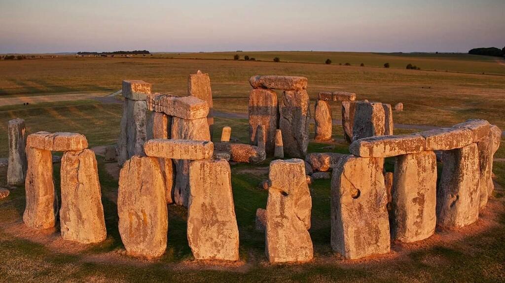 Misteri Batu Stonehenge Belum Terungkai