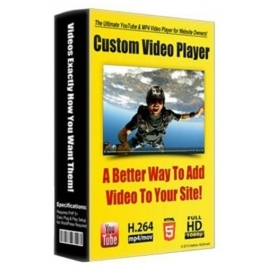 Custom Video Player [GIVEAWAY]